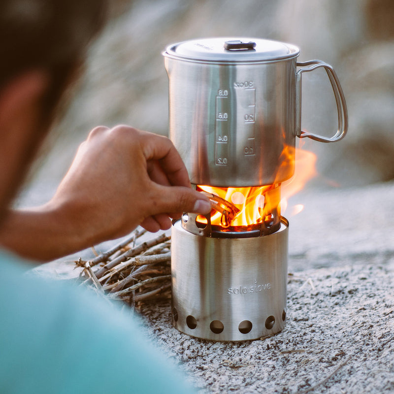 Solo Stove Lite Backpacking Stove