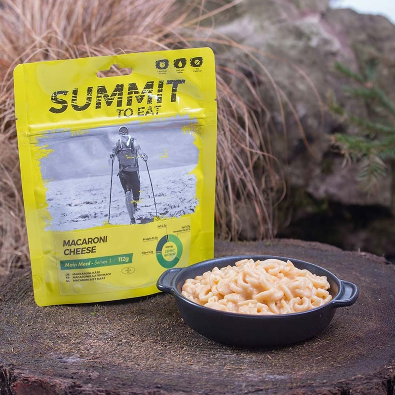 Summit to Eat Macaroni Cheese