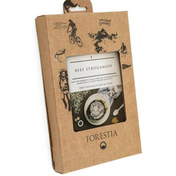 Forestia Beef Stroganoff - Self Heating