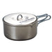 Evernew Titanium Non-stick Pot 900ml