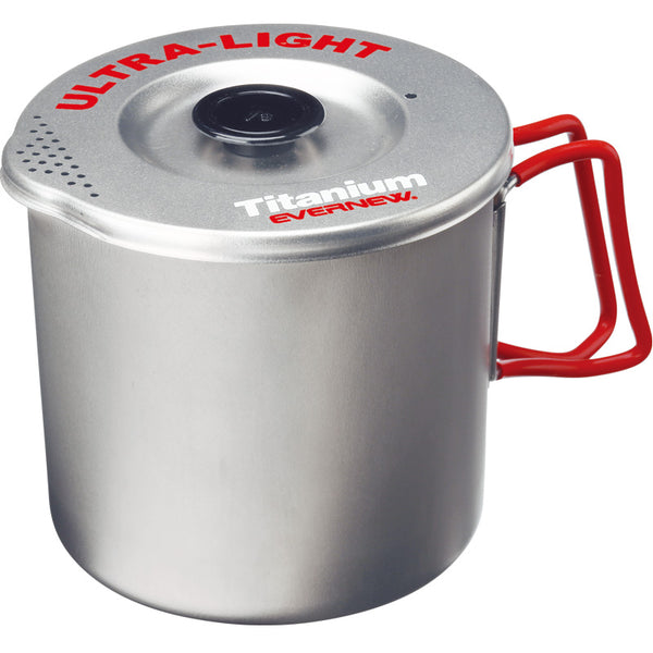 Evernew Ultralight Titanium Pasta Pot M (1L)