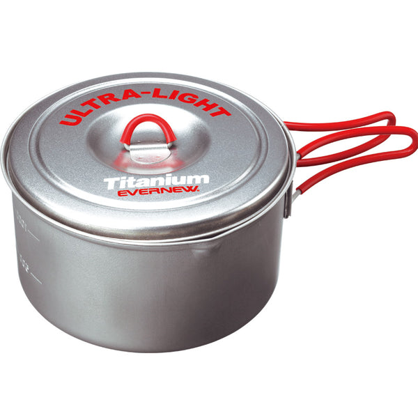 Evernew Titanium Ultralight Pot 1.3L