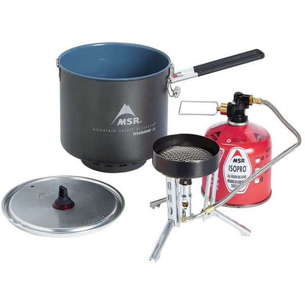 MSR WindBurner™ Group Stove System