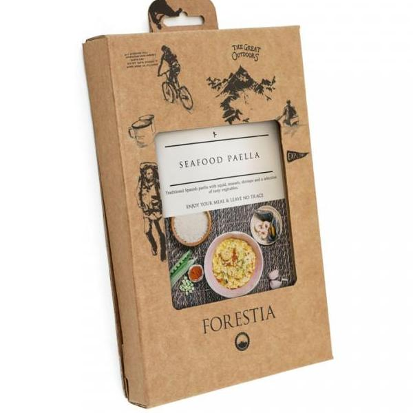 Forestia Seafood Paella - Self Heating