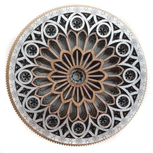 Load image into Gallery viewer, Rose Window- Mini
