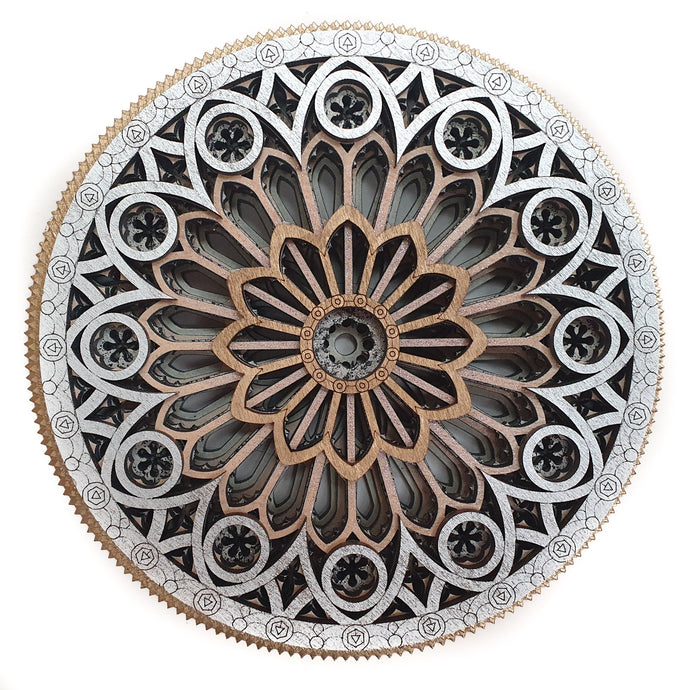 Rose Window- Mini