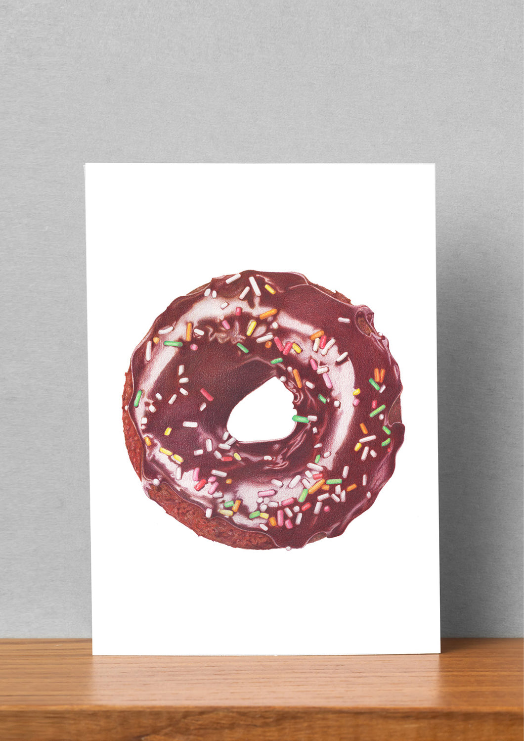 Sprinkles Large Art Card