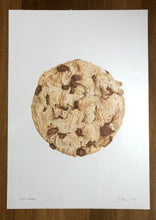 Load image into Gallery viewer, Cookie Monster Original Hand Drawing