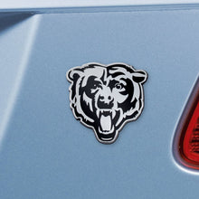 Load image into Gallery viewer, Chicago Bears NFL Emblem - Auto Emblem ~ 3-D Metal