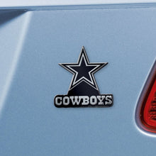 Load image into Gallery viewer, Dallas Cowboys NFL Emblem - Auto Emblem ~ 3-D Metal