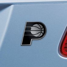 Load image into Gallery viewer, Indiana Pacers NBA Emblem - Auto Emblem ~ 3-D Metal