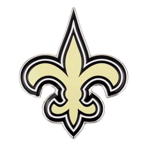 New Orleans Saints Embossed Color NFL Emblem