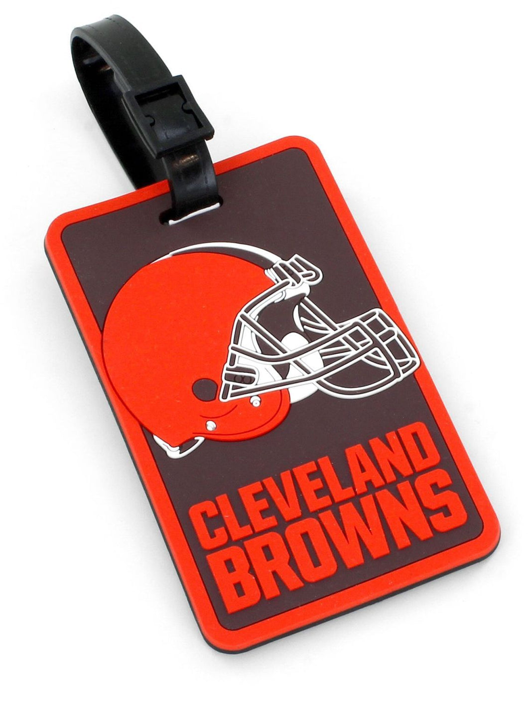 Cleveland Browns NFL Soft Bag Tag