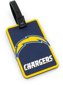 Los Angeles Chargers Soft Bag Tag