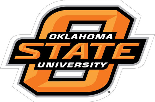 Oklahoma State University OSU NCAA Collegiate Logo Super Durable Purse Sticker~ Cowboys and Cowgirls Orange and Black Logo