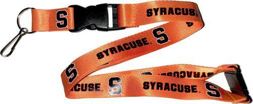 SYRACUSE University Orange Officially NCAA Licensed Logo Team Lanyard