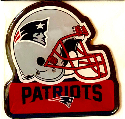 New England PATRIOTS HELMET 3