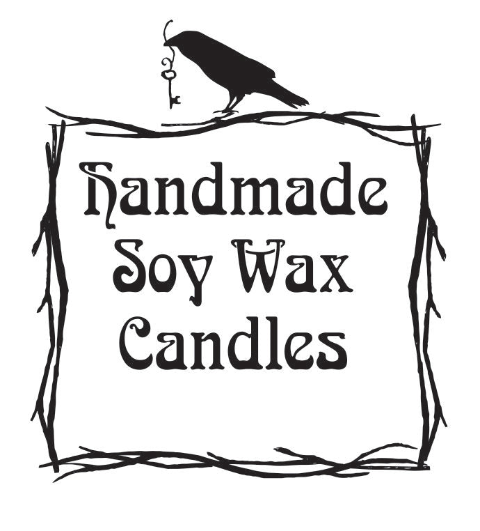 Asheville Raven & Crone Handmade Soy Wax Candles