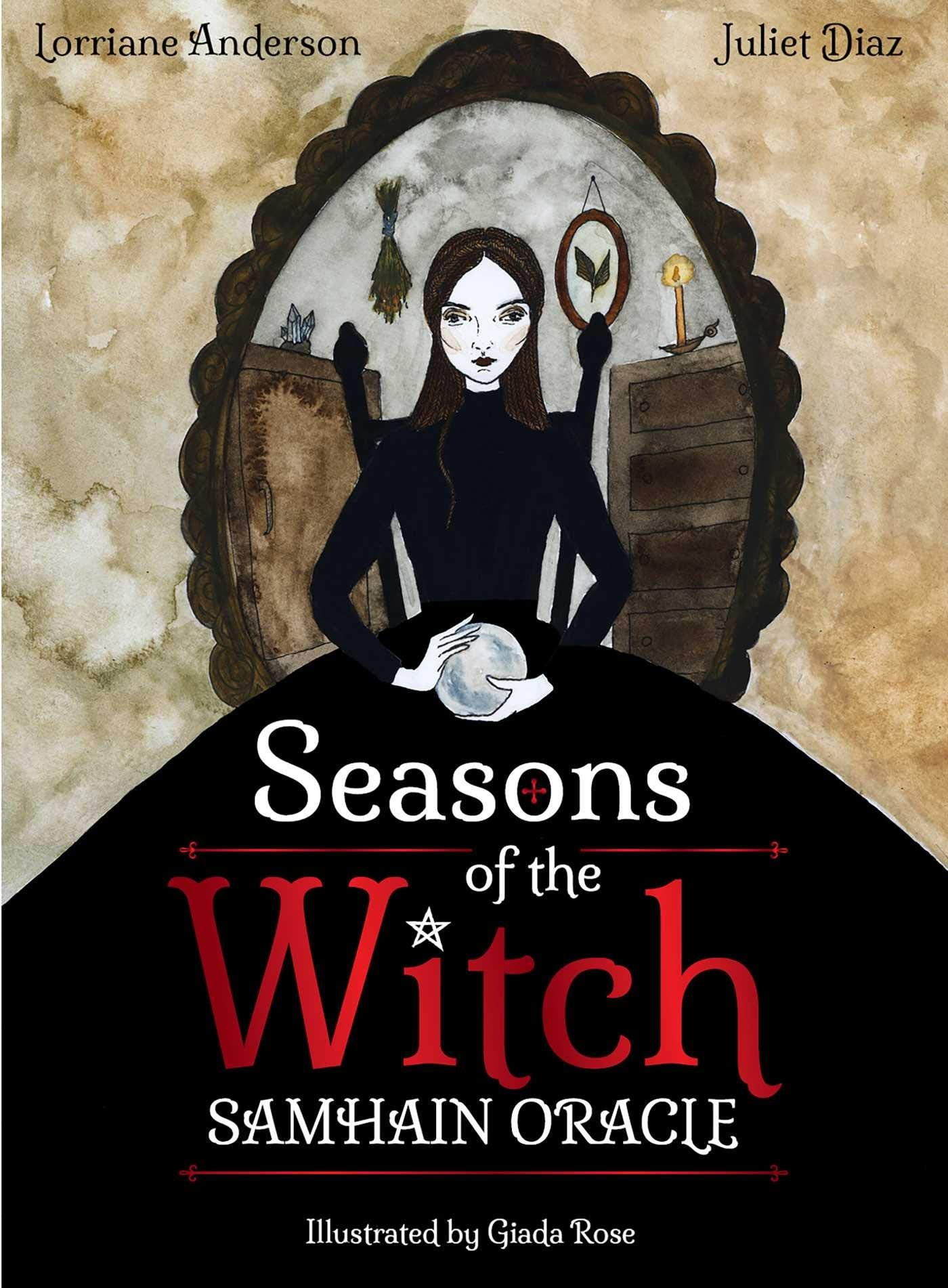Seasons of the Witch: Samhain Oracle Deck