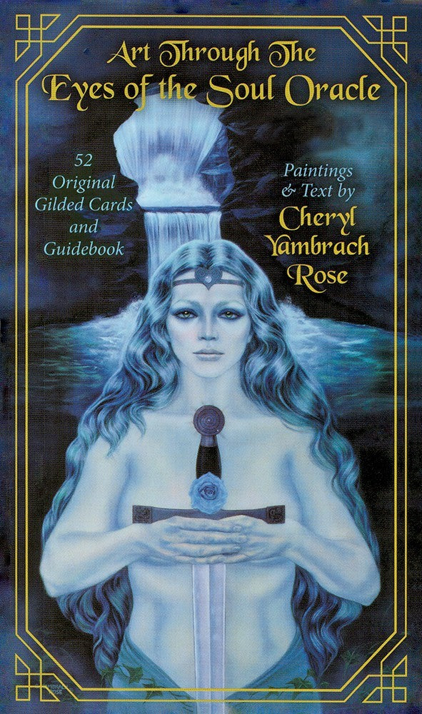 Art Through the Eyes of the Soul Oracle Deck