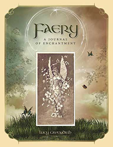 Faery, Lined Journal by Lucy Cavendish