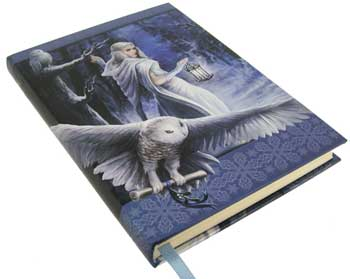 Midnight Messenger Journal (Hardcover)