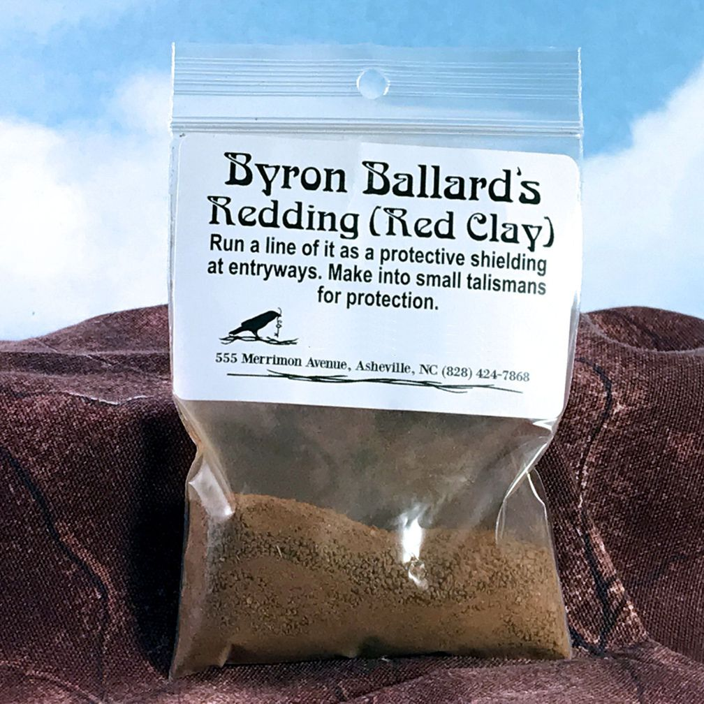 Byron Ballard's Redding (Red Clay)