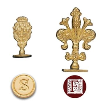 Brass Wax Sealing Stamps