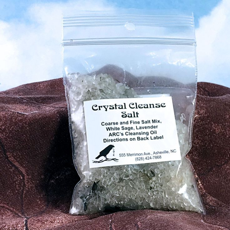Crystal Cleanse Salt*