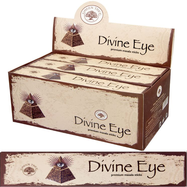 Green Tree Divine Eye Incense