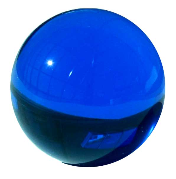 80mm Blue Gazing Ball