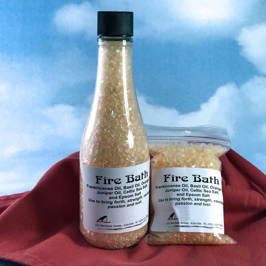 Fire Bath Salts