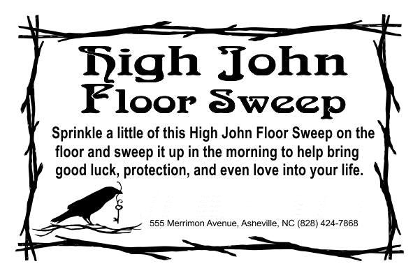 High John Floor Sweep (20g)