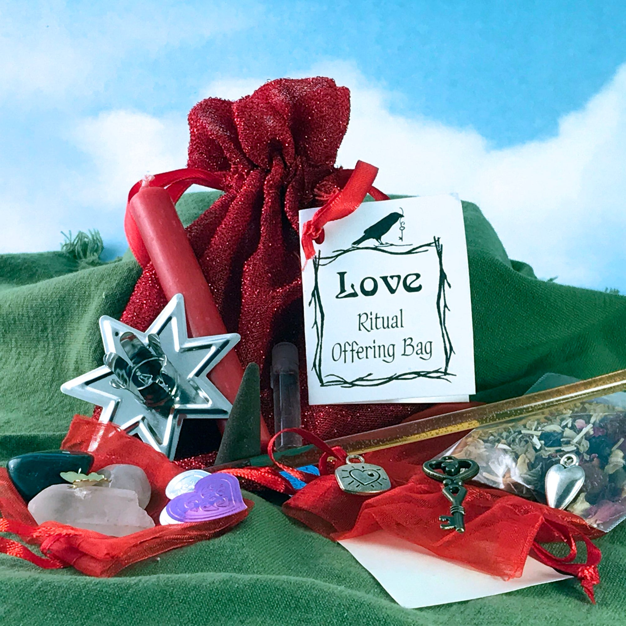 Love Offering & Spell Kit
