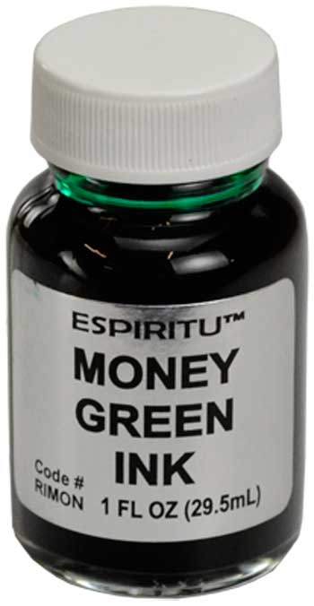 Money Green Ink (1 oz.)