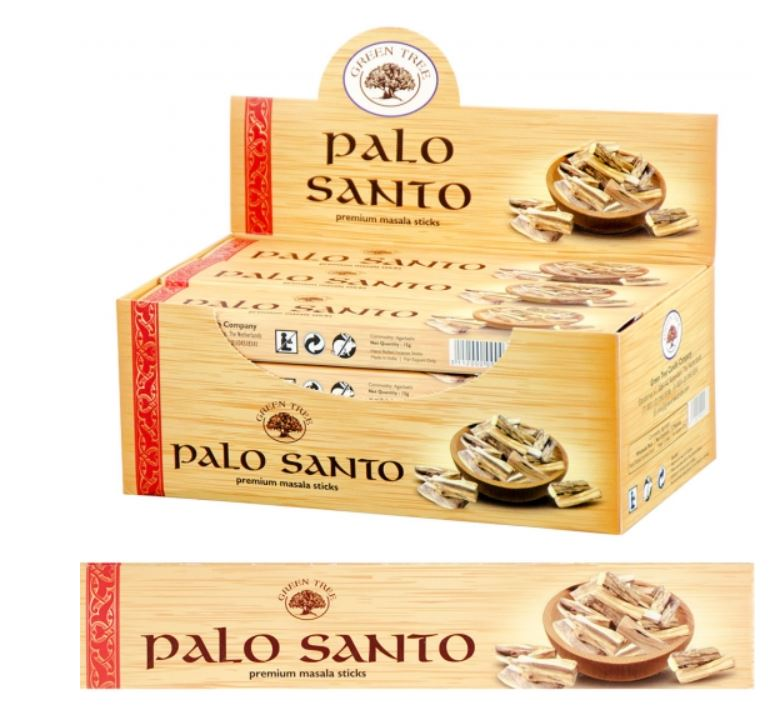 Green Tree Palo Santo Incense