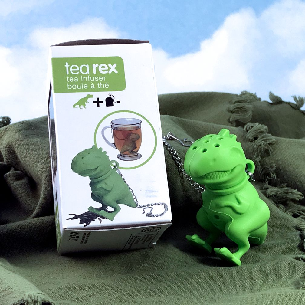 Tea Infuser T-Rex