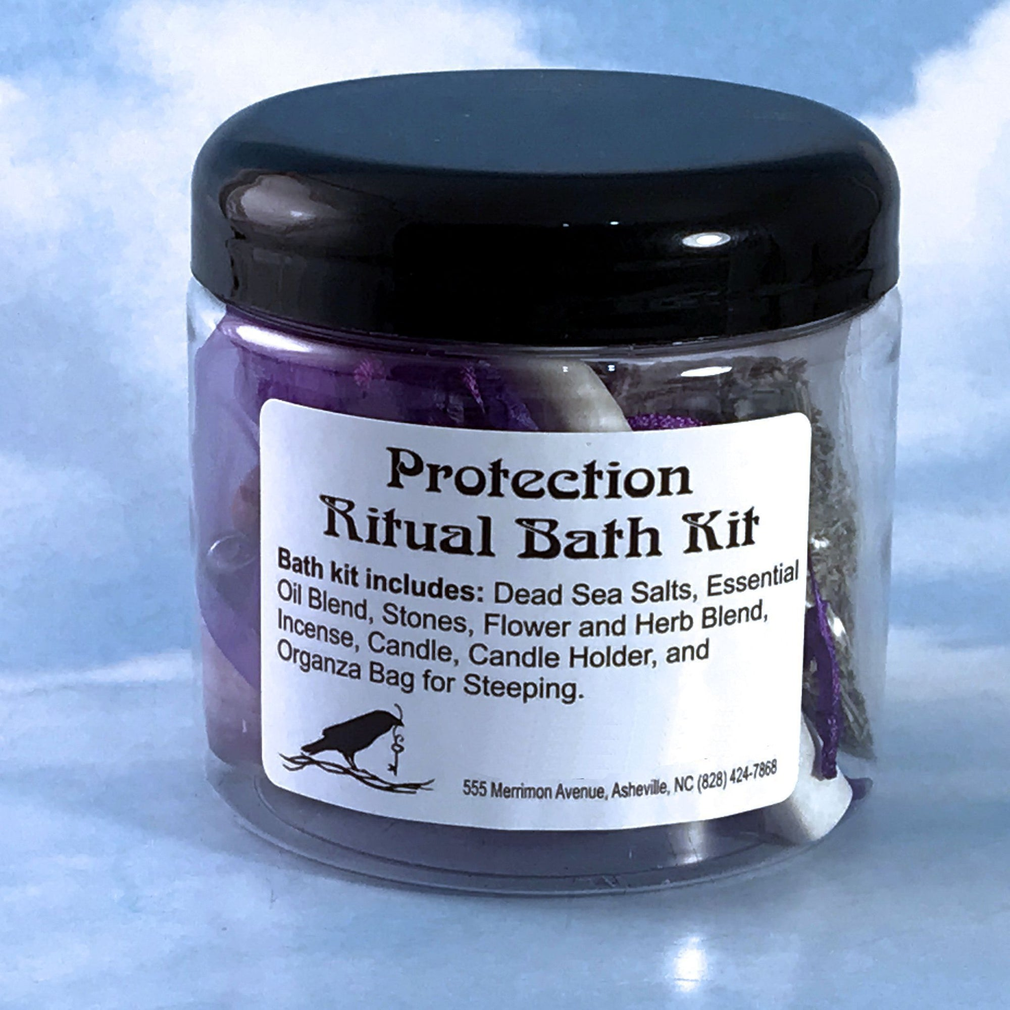 Protection Ritual Bath Kit
