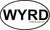 WYRD Decal-Oval