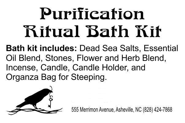 Purification Ritual Bath Kit