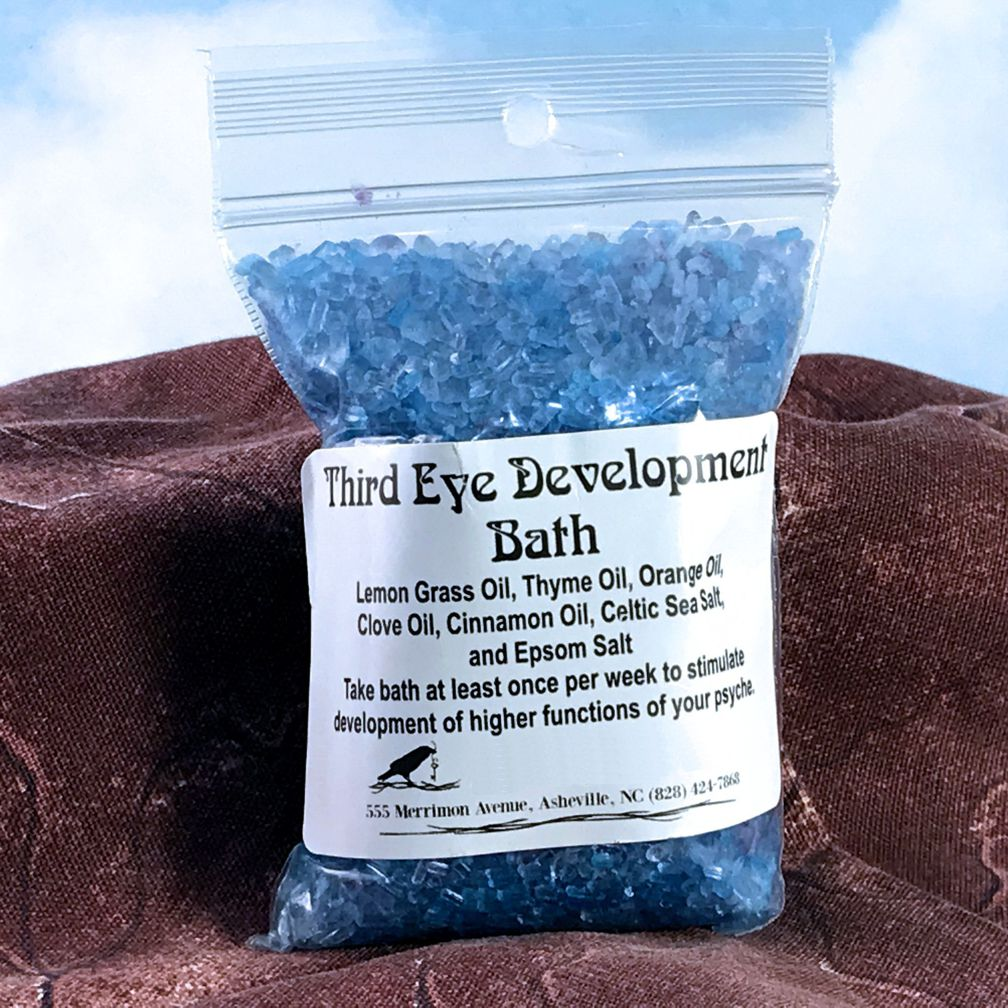 Third Eye Development Bath Salts