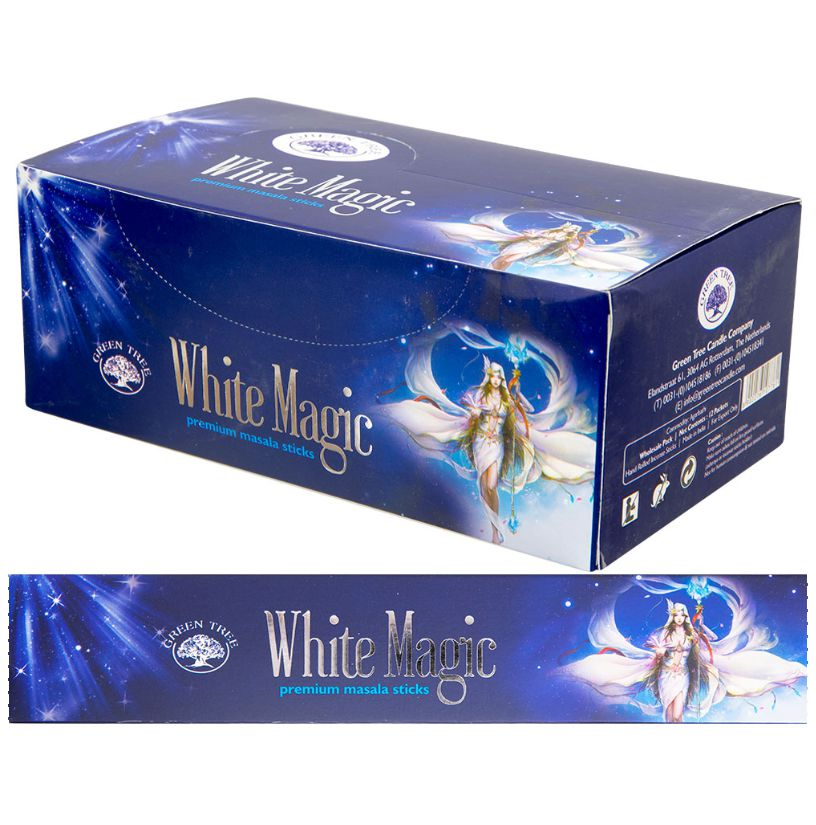 Green Tree White Magic Incense