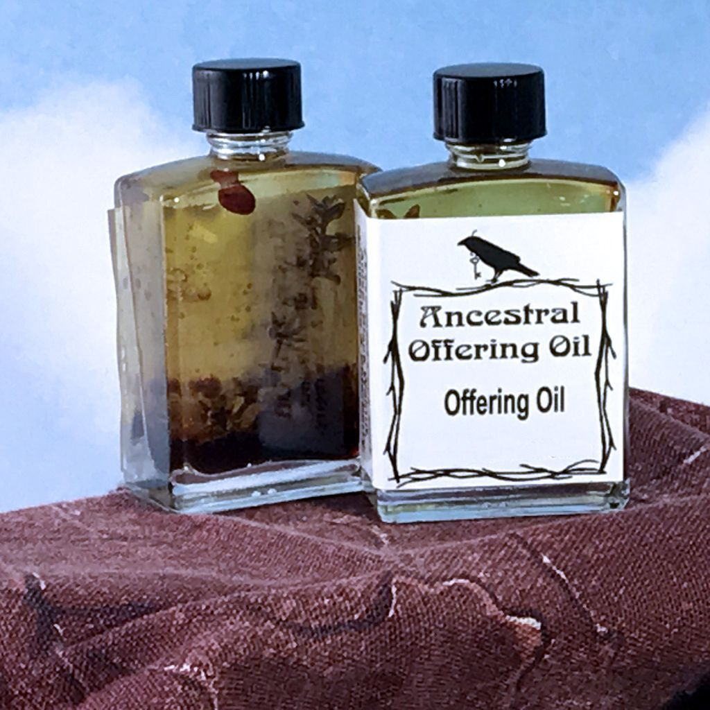 Ancestral Offering Oil