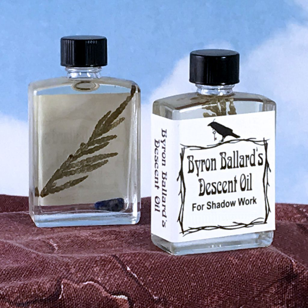 Descent Oil (Byron Ballard's)