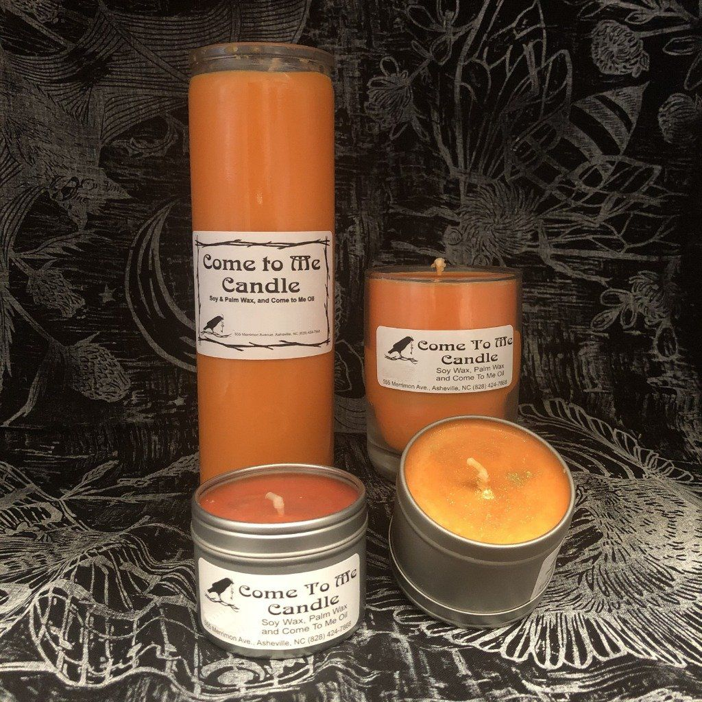 Come to Me Soy Wax Candles