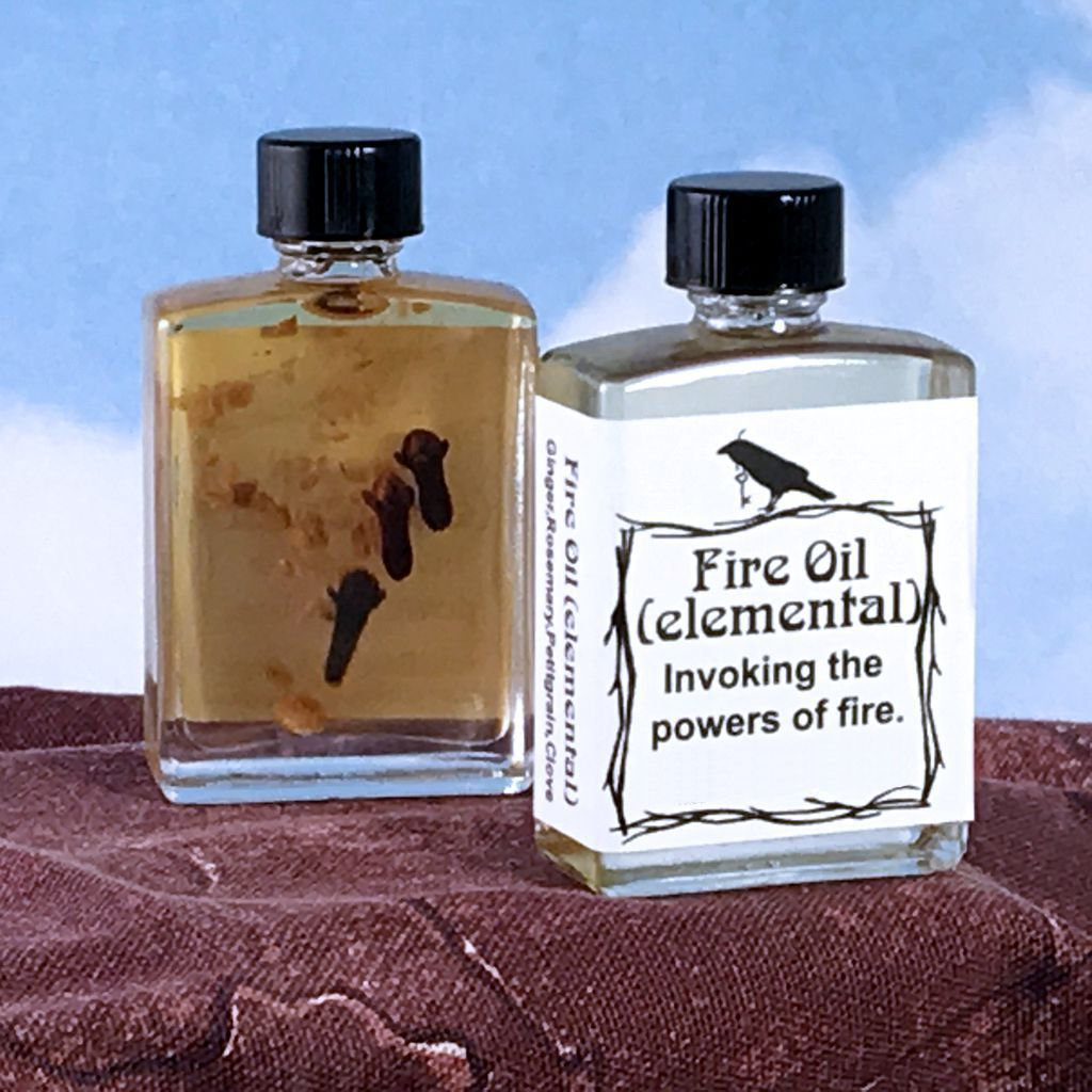 Fire Oil (Elemental)