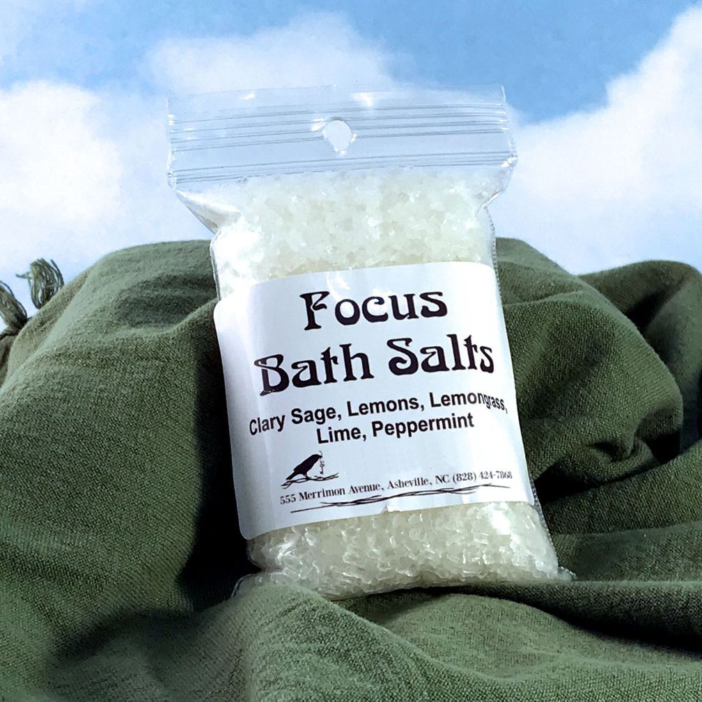Focus Bath Salts