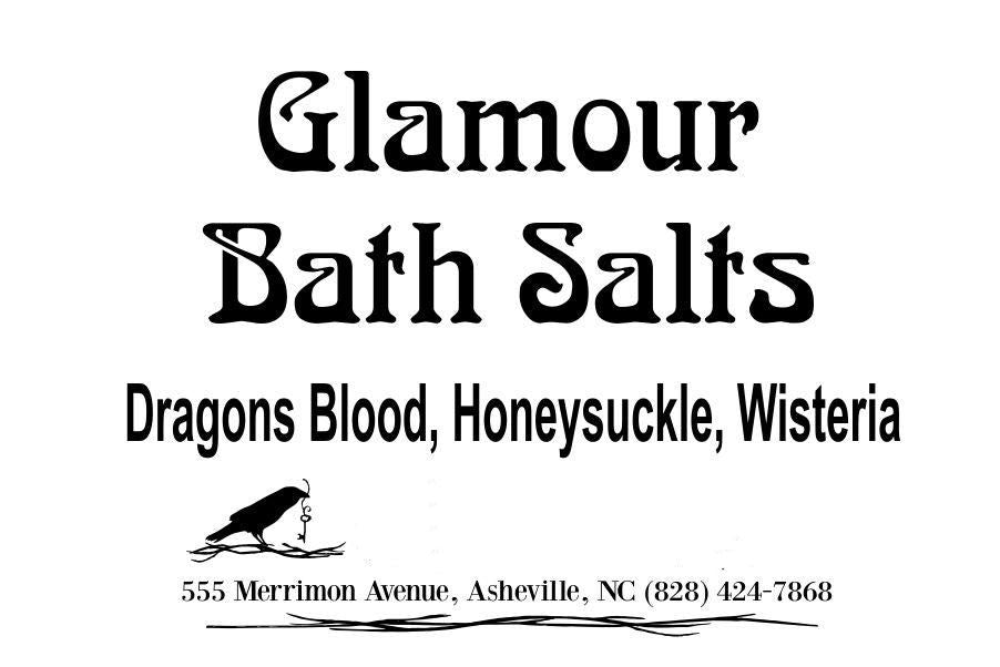 Glamour Bath Salts