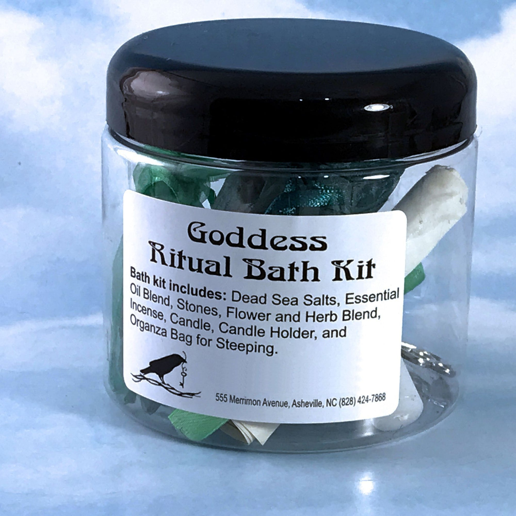Goddess Ritual Bath Kit