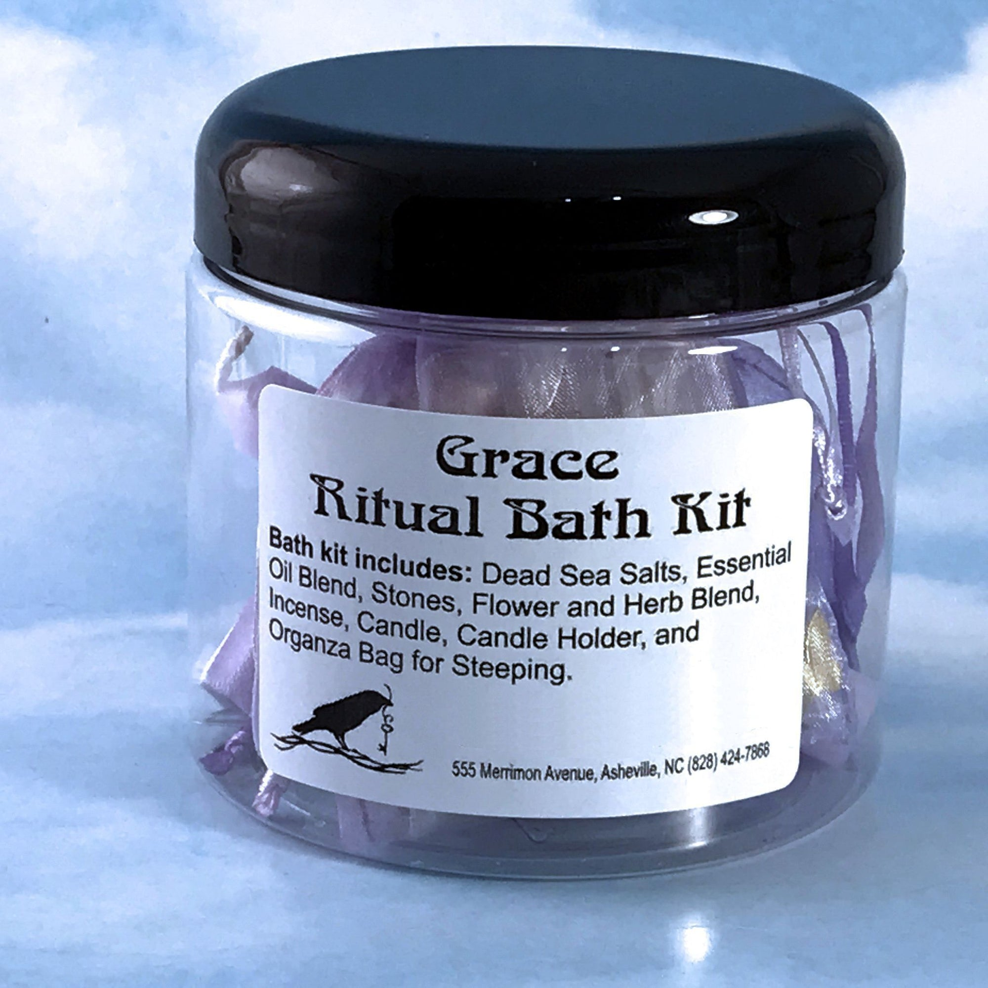 Grace Ritual Bath Kit